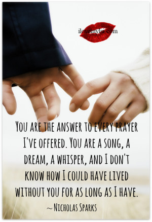 The 25 Most Romantic Love Quotes You Will Ever Read.