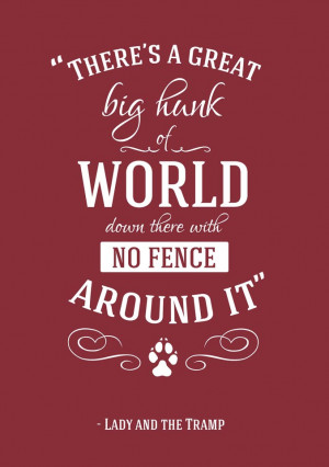 Disney Quotes to Travel By