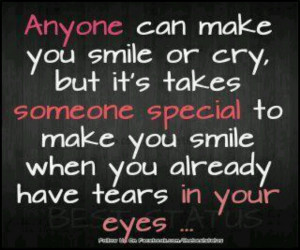 That special someone