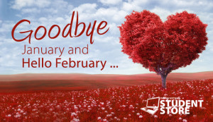 After the high of Christmas and New Year, January is a gloomy month ...