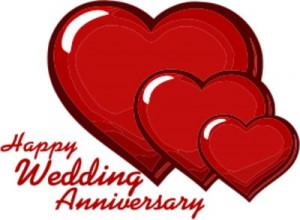 wedding anniversary greetings cards
