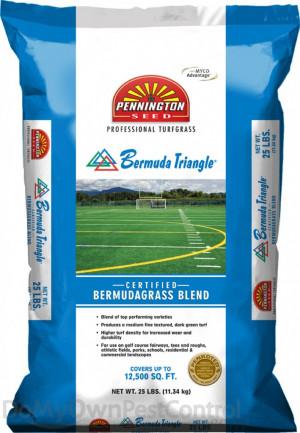 Pennington Bermuda Triangle Certified Burmuda Grass Blend 25 lb.
