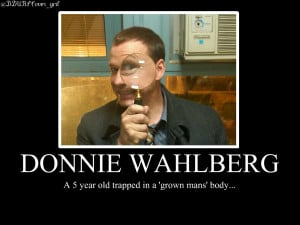 Donnie Wahlberg Donnie