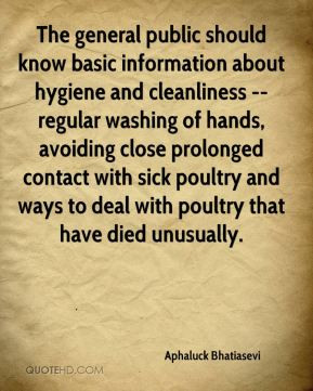 Quotes About Cleanliness Hygiene. QuotesGram