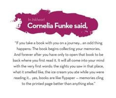 ... of my absolutely favorite quotes ever! From Cornelia Funke's Inkheart