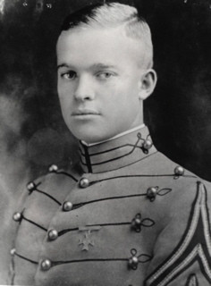 Ike's West Point photo taken when he was a senior (First Classman ...