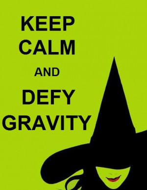 Wicked Broadway Quotes Tumblr.com#wicked the musical