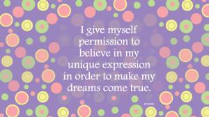 ... your imagination design the plans towards making your dreams come true