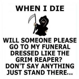 Yes, defiantly my sense of humor!