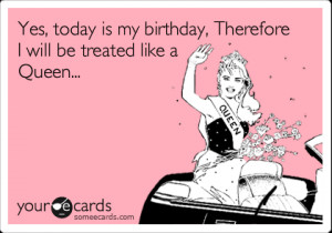 It's my Birthday!!!