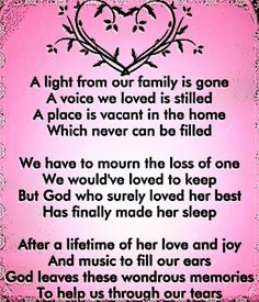 Loving Memory Of Grandma Quotes: Sympathy Quotes In Loving Memory ...