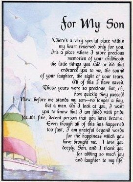 Published at 272 × 371 in Happy 14th Birthday to my Son