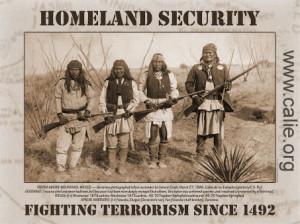 ... operazione dal nome emblematico: Geronimo. E' l'America bellezza