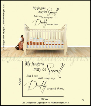 Details about Nursery Wall Stickers Quotes, Wall Decals, Wall Art ...