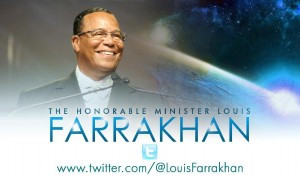 Follow Min. Farrakhan at www.twitter.com/LouisFarrakhan .