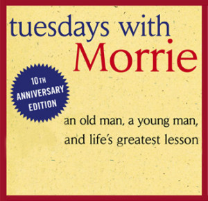 tuesdays with morrie summary book report
