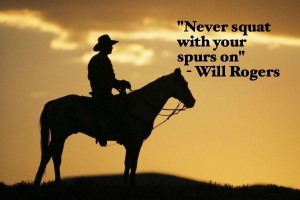 Will Rogers, Wild West Wednesday Quotes