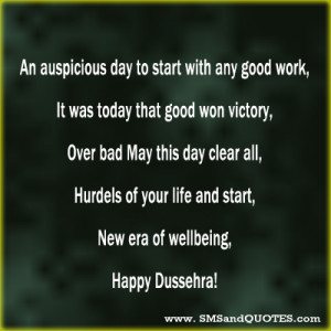 An Auspicious Day To Start With Any Good Work
