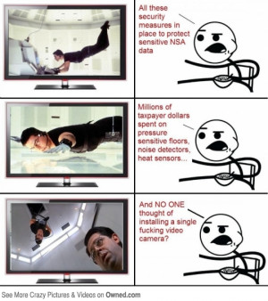 Mission Impossible Rage