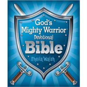 God's Mighty Warrior® Devotional Bible {Winner Announced}