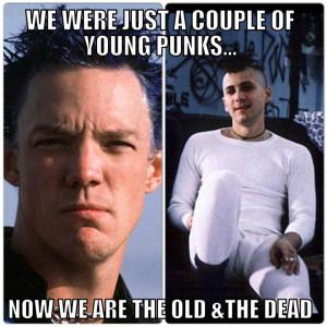 Slc Punk Poster Punk's dead sequel to slc punk