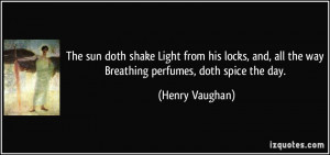 More Henry Vaughan Quotes