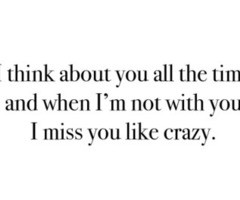 Quotes I Miss You Like Crazy ~ I Miss You Like Quotes Funny | Live ...