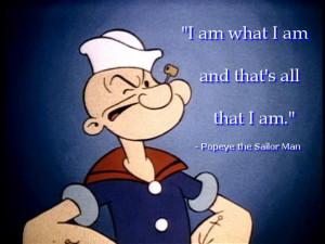 Popeye Quotes