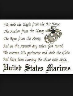 ... pride, usmc famili, oohrah, marin motiv, thing usmc, marines, cousin