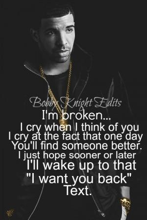 Drake Quote | via Tumblr