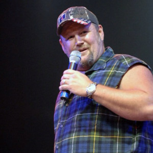 Ferguson January Part Interview With Larry The Cable Guy
