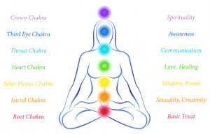 It's important to understand the functions of the main seven chakras ...