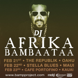 Afrika Bambaataa Saturday