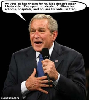 How Would You Rate George W. Bush On How Well He Did While Serving His ...