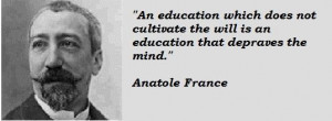 Anatole france famous quotes 2
