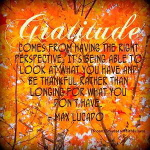 Max Lucado, Living By Quotes, Thanksgiving Gratitude, Gratitude Quotes ...