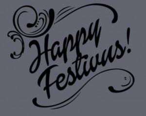 Happy Festivus Seinfeld Quote Funny Retro Cute Anti Christmas T-shirt ...
