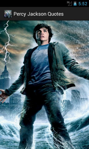 quotations of percy jackson perseus percy jackson is a fictional ...