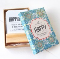 Happy: Box of 24 Cheerful Quotations for a Joyful Life (Little ...