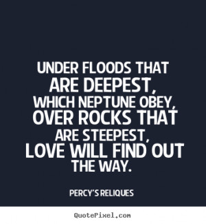Quotes and Sayings About Floods