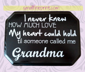 love my grandma quotes and sayings