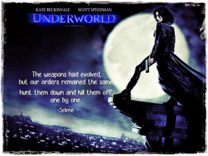 Underworld #KateBeckinsale #ScottSpeedman #BillNighy