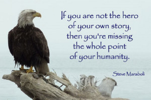Excellent Quote by Steve Maraboli