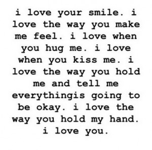 Cute I Love You Quotes Tumblr