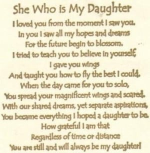 Mother and daughter quotes