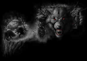 Wolf Pack by ANARKYMAN