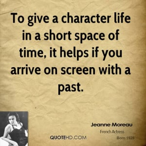 Quotes About Moral Character