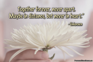"""... in heart."""" ~ Unknown #Friendship #Quotes — Best Friendship Quotes"""