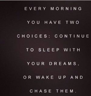 Wake Up Motivational Quotes