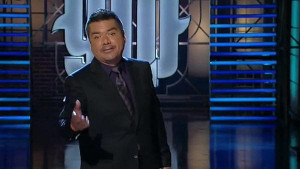 George Lopez jokes about cancellation of 'Lopez Tonight,' references ...